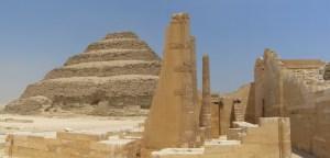 Saqqarah-Djoser