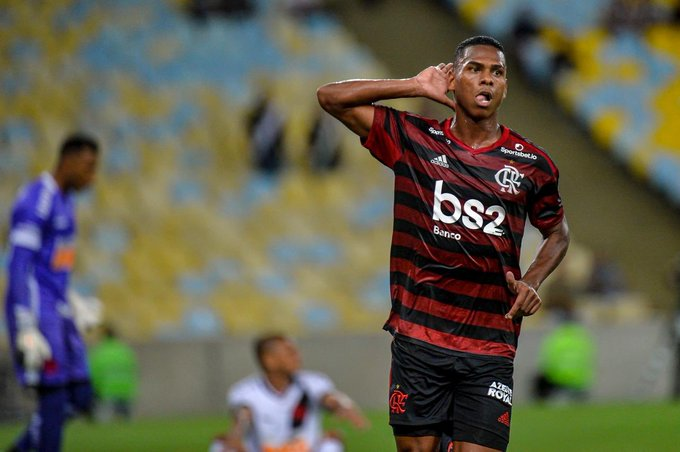 Marcelo Cortes - Flamengo