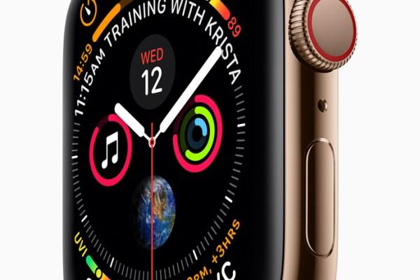 Apple Watch Series 4: 飛躍的に進歩した通信、フィットネス、健康機能を備えて新しい美しいデザインに