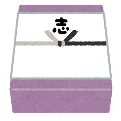 葬儀後に香典をもらった場合のお返しはどうする?