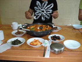 韓国縦断の旅