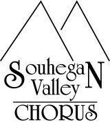 Souhegan Valley Chorus Logo