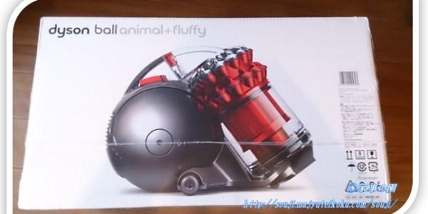 ダイソン・キャニスター型掃除機DysonBallの選び方のポイントと付属品の詳細 ☆彡最新モデル『Dyson Ball Animal+Fluffy』を買いました(第2回)