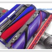 ダイソン ソフトローラークリーナーヘッドとダイレクトドライブクリーナーヘッド