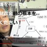 ■2017.12.25「お金の発行のしくみ」大西つねき氏の週刊動画コラム_vol.7
