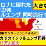 「中国どころではない、アメリカのインフル・パンデミック」より