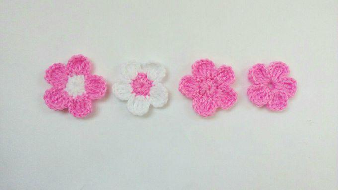 fleur au crochet modele gratuit