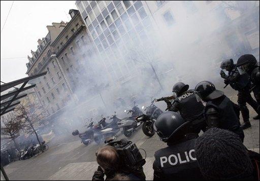police-prive-a-davos