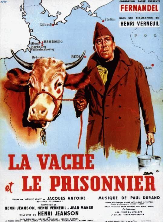 la vache et le ministre prisonnier