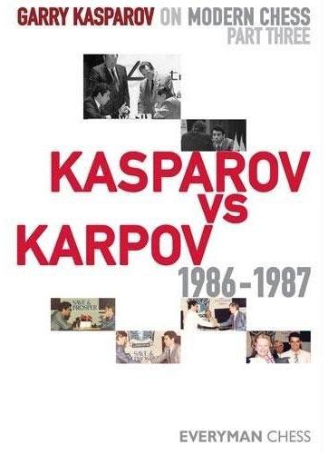 Garry Kasparov et Anatoli Karpov