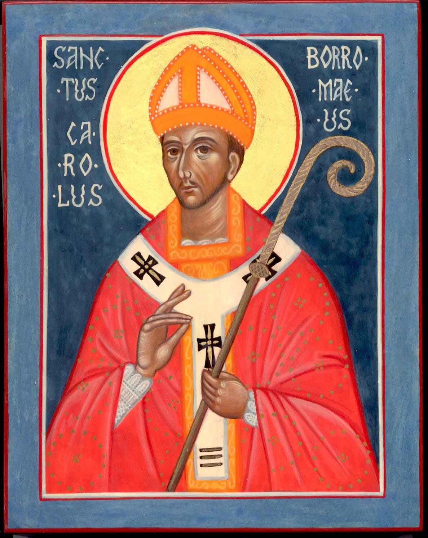 Image result for St. Charles Borromeo