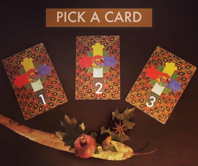 Woo Woo Wednesday Pick a Card