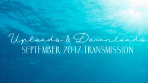 Uploads & Downloads: September 2017 Transmission