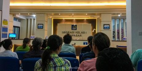 immigration office @ denpasar