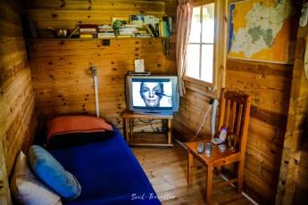 076 RELEAXINGECKE – Kuschlige Mediaecke, meine Bücher, TV und ein Luftsofa