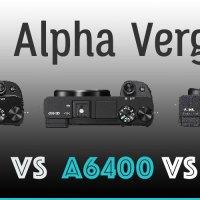 Sony A6100 vs. A6400 vs. A6600 Vergleich Für wen ist welche Kamera?