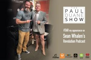 Sean Whalen interviews Paul Duane