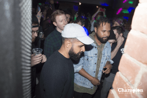 Crowd @ Shake! 4/6/2018
