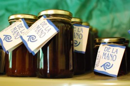 Home made Jam that the farm sells