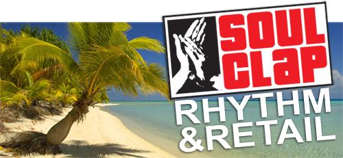 Soul Clap Rhythm & Retail DJ Services
