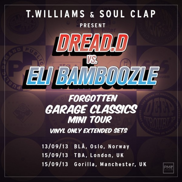 Dread D vs Eli Garage Mini Tour