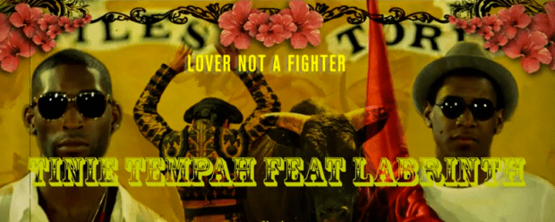 Tinie Tempah f/ Labrinth - Lover Not A Fighter