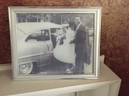 My step-dad's mother and father. Not a part of my DNA, but history nonetheless.