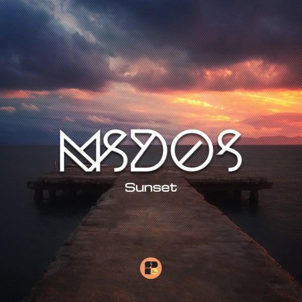 MSDOS - sunset 1400X1400