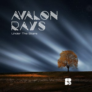 AVALON RAYS - UNDER THE STARS 1400X1400
