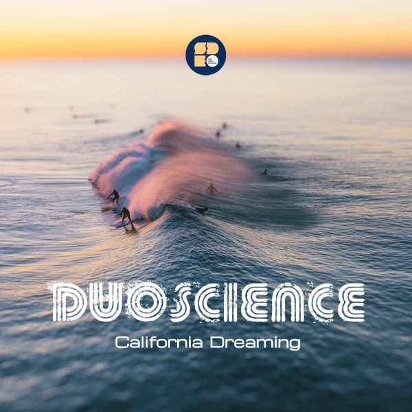 DUOSCIENCE - CALIFORNIA DREAMING 1400X1400