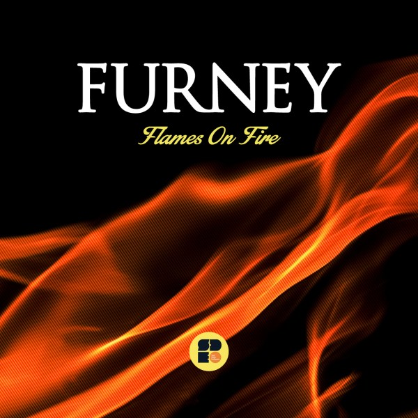 FURNEY - FLAMES ON FIRE 1400X1400