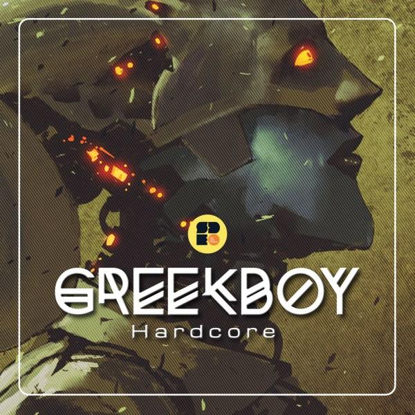 GREEKBOY - HARDCORE 1400X1400