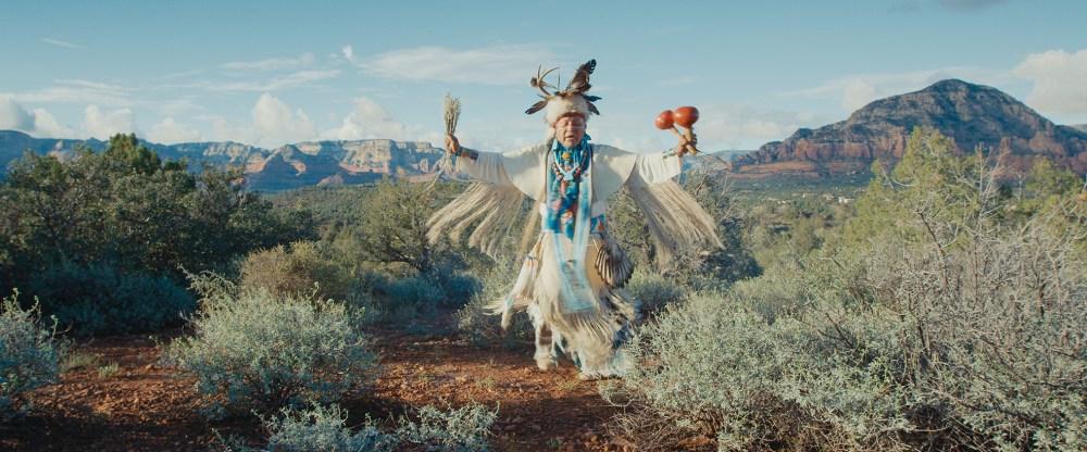 Hopi Indian, Sadona Arizona (c) planetary collective