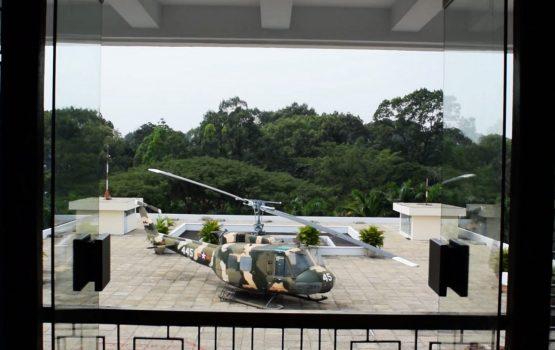 On the Rooftops of Saigon