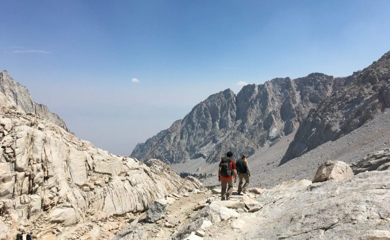 The Battle of Mount Whitney