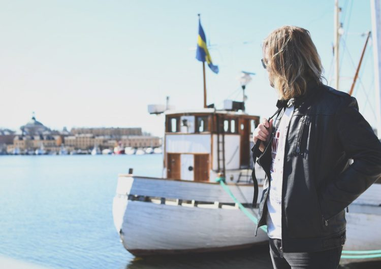 Stockholm: The City of Silver and Stone