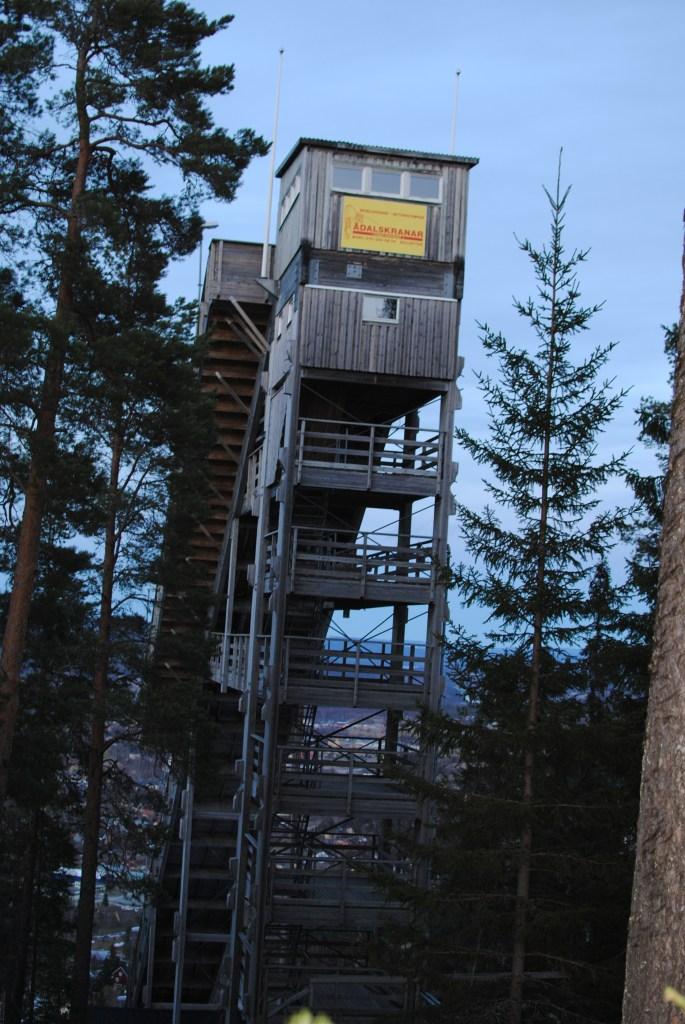 Hoppbacken i Sollefteå