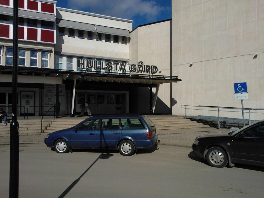 Hullsta Gård i Sollefteå
