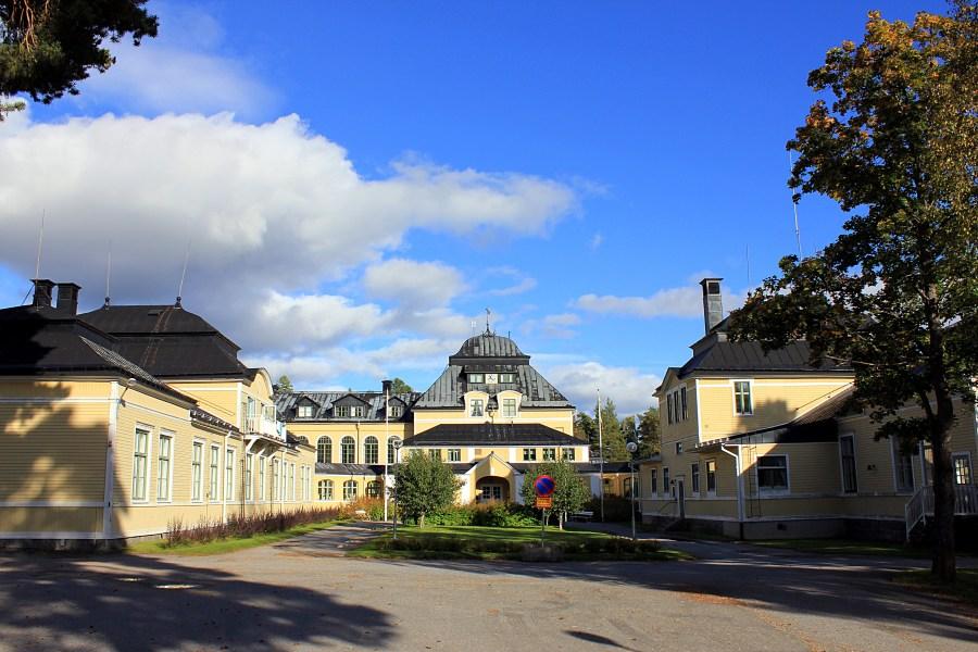 Hälsohemmet på Österåsen i Sollefteå
