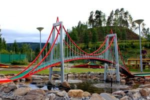 Minigolf i Sollefteå