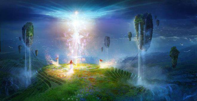 shamanic dimension