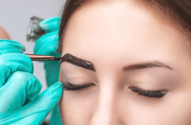 Shape your Brows for your Face