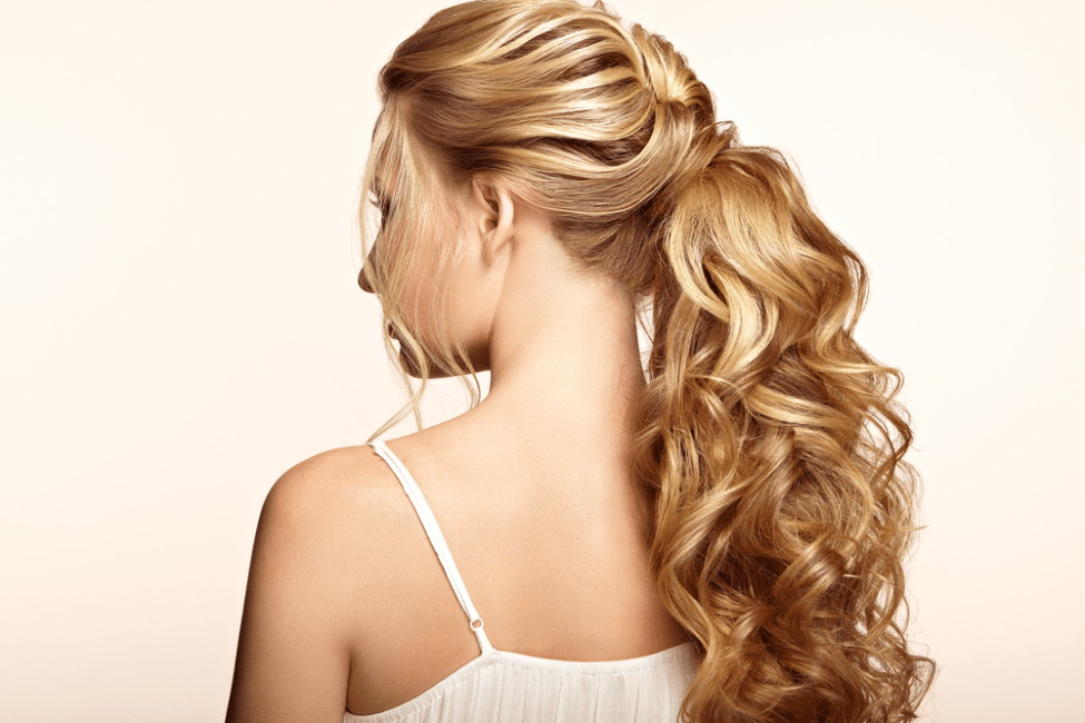 Hair Style for smooth and silky hair