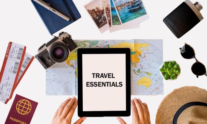 List of travel essentials