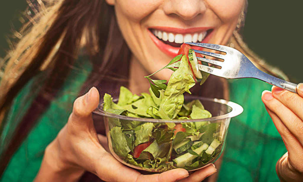 Well-rounded diet; what you eat matters