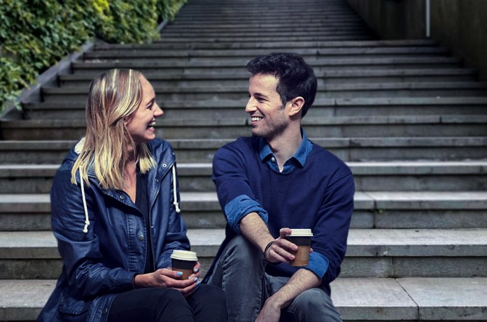 Choose an ideal dating venue where you can talk