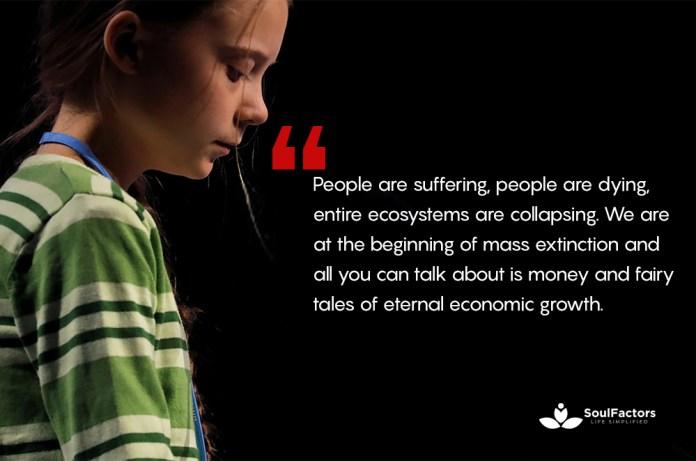 Greta Thunberg Quotes For Inspiration