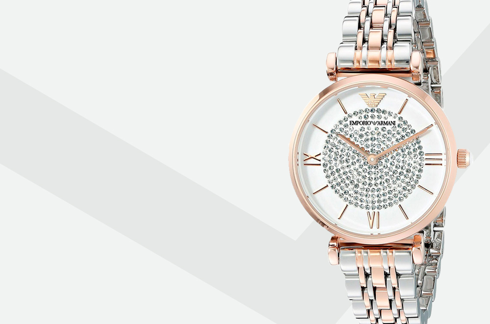 emporio armani watches for womens with price list
