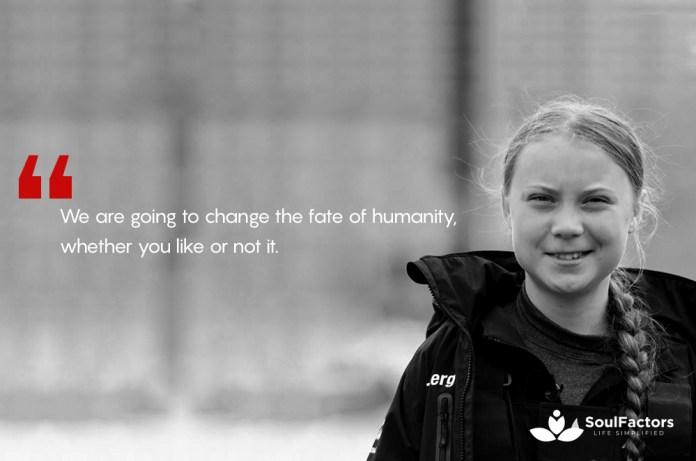 Greta Thunberg Quotes