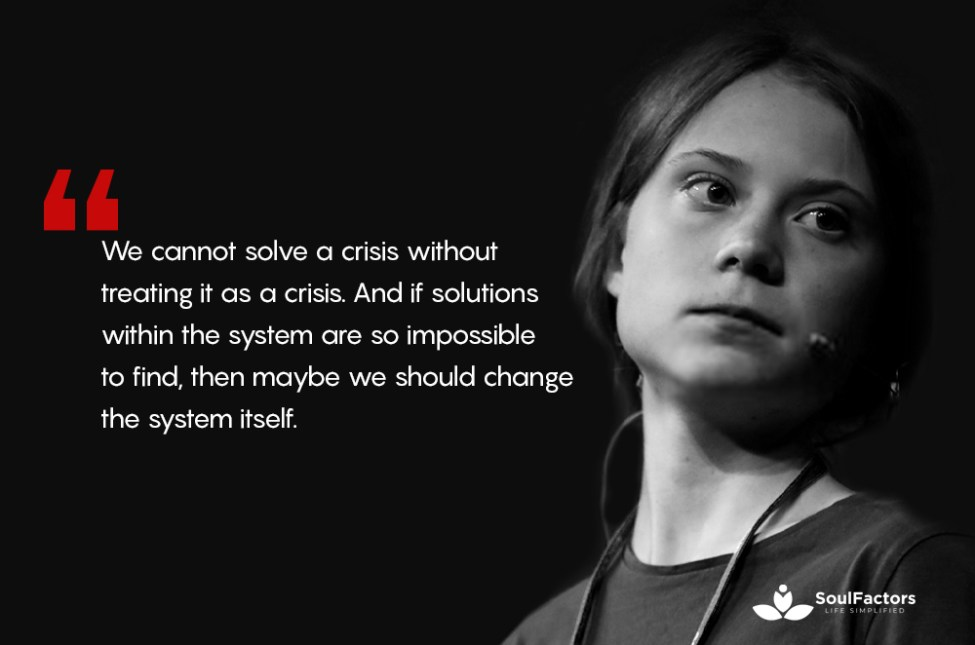 Greta Thunberg Quotes